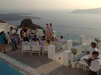 Weddings in Above Blue Suites